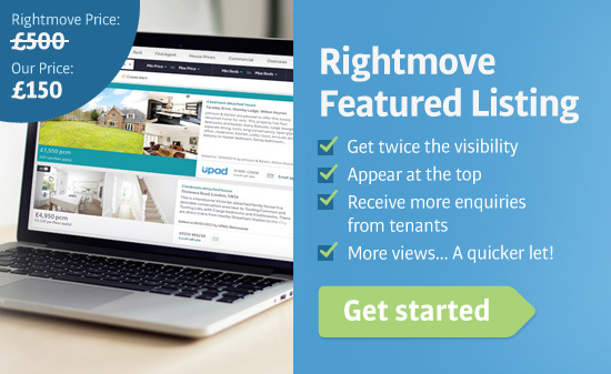Buy a Rightmove Featured Listing