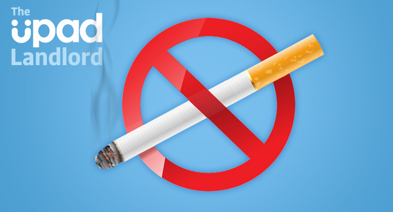 Upad - Can you Stop Your Tenants Smoking?