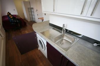 Fitted Washer Drier